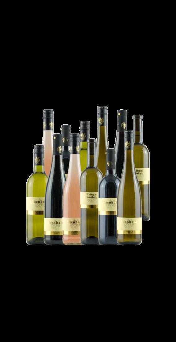 Weinprobe – lieblich und fruchtig